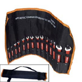 14Pcs Combination Wrench W/Soft Grip Set(Metric)